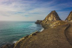 Free Point Mugu Rock Royalty Free Stock Images - 109270439