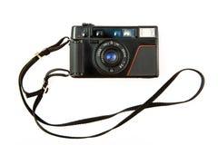 Point n shoot  camera 80x. Point n shoot hipster camera Royalty Free Stock Photos