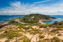 Point Nepean On A Summer's Day stock images
