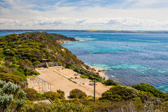 Point Nepean On A Summer's Day Stock Photo