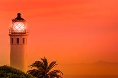 Point orange Fermin Photo libre de droits