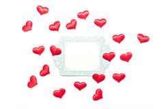 Valentine`s Day. day of all in love Royalty Free Stock Photography