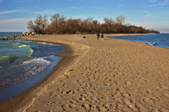 Point Pelee Tip Stock Images