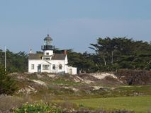 Point Pinos Lighthouse Royalty Free Stock Image