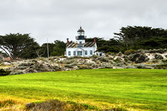 Point Pinos Lighthouse Stock Image