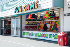 Point Pleasant Fun House Stock Photography