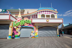 Point Pleasant Fun House Royalty Free Stock Image