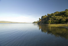 Point Reyes. Tomales bay state park, Point Reyes, California Stock Photos
