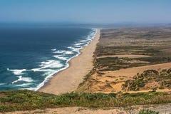 Point Reyes Beach, California Stock Image