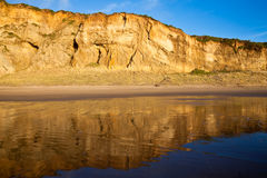 Point Reyes Cliffs Stock Image