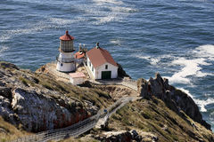 Point Reyes Lighthouse Royalty Free Stock Image