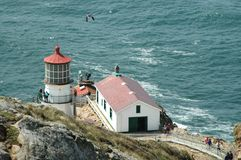 Point Reyes Lighthouse Stock Images