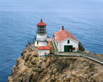 Point Reyes Lighthouse royalty free stock photography
