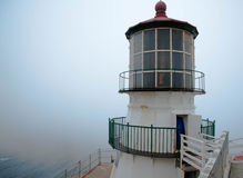 Point Reyes Lighthouse Stock Photo