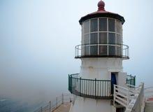 Point Reyes Lighthouse Stock Photo