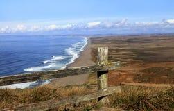 Point Reyes National Seashore in California Stock Image