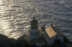Point Reyes National Seashore Lighthouse, CA Royalty Free Stock Image