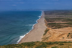Point Reyes National Seashore park Royalty Free Stock Photos