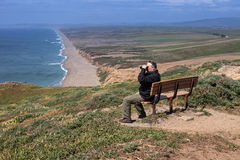 Point Reyes National Seashore park Stock Photos