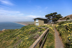 Point Reyes National Seashore park Stock Photo