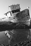 Point Reyes Shipwreck Royalty Free Stock Photo
