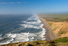 Point Reyes Shore, California Stock Photos