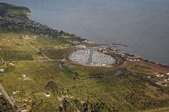 Point Roberts - peninsula stock images