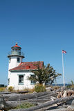 Point Robinson Lighthouse Photos stock