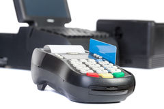Point of Sale System Stock Images