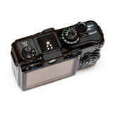 Point and shoot digital camera Royalty Free Stock Photo