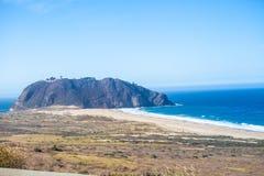 Point Sur, California Stock Image