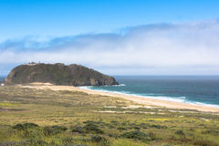 Point Sur coast, California Stock Photo
