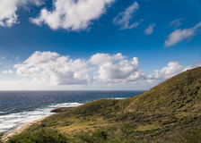 Point Udall View Royalty Free Stock Images