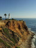Point Vicente Lighthouse Stock Photo