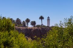 Point Vicente Lighthouse royalty free stock images