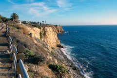 Point Vicente Lighthouse and Coast Guard Station Stock Images