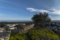 Point of View en Casares Imagen de archivo libre de regalías