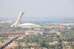 Stadium of Montreal Royalty Free Stock Photography