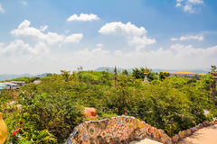 Point view of Phasornkaew Royalty Free Stock Image