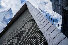 Point of view. Plongee, architect, architecture, building stock photos