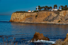 Point Vincent Lighthouse Photo stock