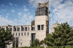 Pointe-à- μουσείο Callière Στοκ εικόνες με δικαίωμα ελεύθερης χρήσης