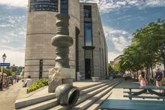 Pointe-Ã,Callière muzeum - Fotografia Royalty Free