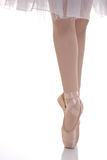 On Pointe Royalty Free Stock Photos