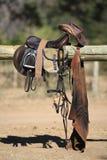 Pointe d'équitation Image libre de droits