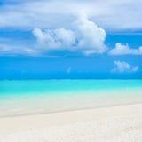 Pointe D `-Esny strand, Mauritius Royaltyfri Bild