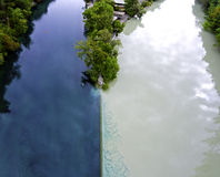 Pointe de Ла Jonction Стоковые Изображения