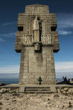 Pointe de Pen-Hir Στοκ εικόνα με δικαίωμα ελεύθερης χρήσης