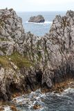 Pointe de Pen Hir in Brittany, France - Finistere region. Pointe de Pen Hir in Brittany, Finistere, France Stock Photography