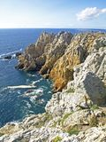 Pointe De Penhir Royalty Free Stock Image